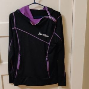 RaceFace hoodie Size Small cycling NWOT
